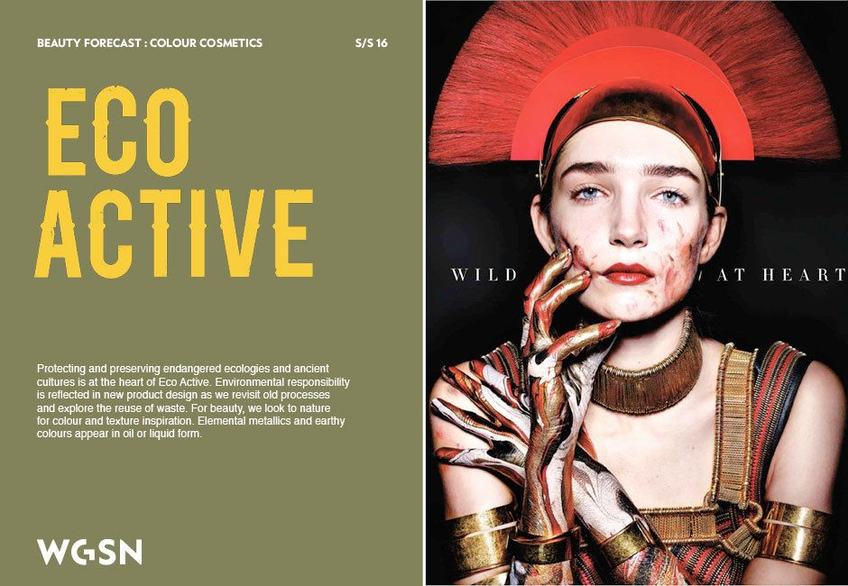 WGSN trend | ecoactive print and patterns | Spring summer ...