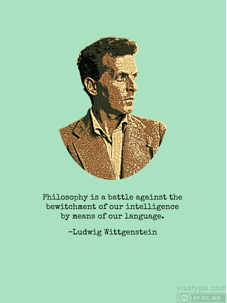 Order a wittgenstein poster or t shirt from visotype designs and order a wittgenstein poster or t shirt from visotype designs and save 20 with coupon code save20may fandeluxe Images