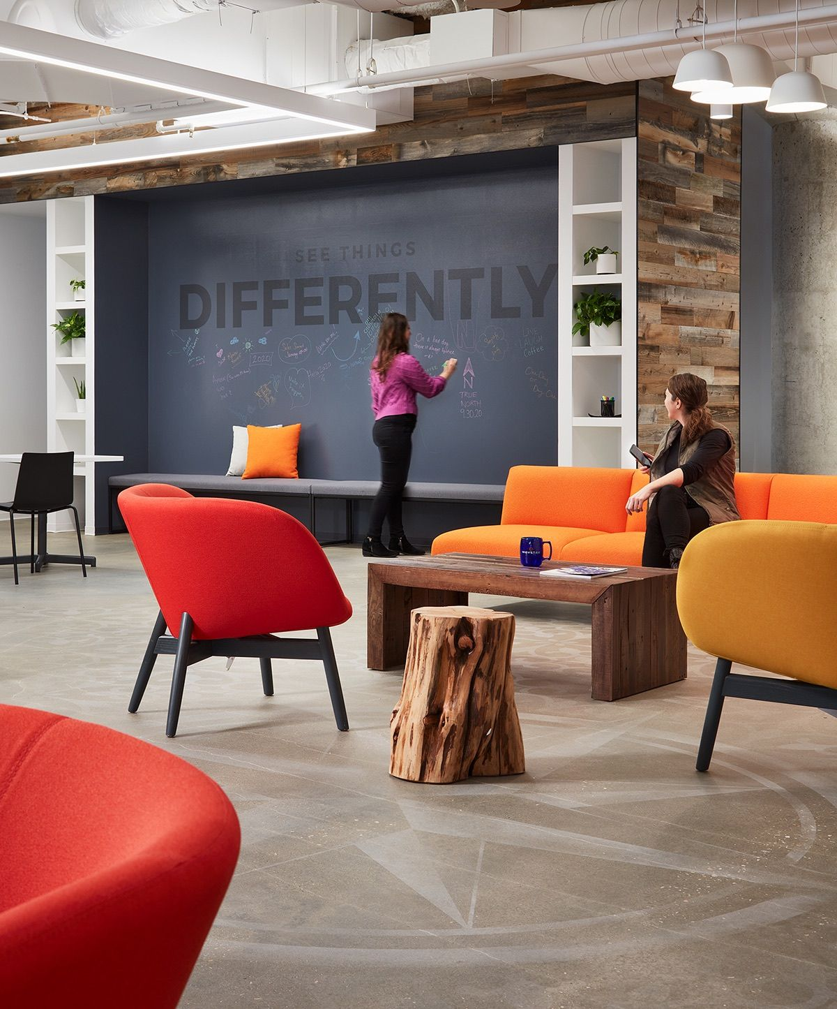 A Look Inside Waystar S New Chicago Office Interior Architecture