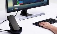 UK pre-orders for the Samsung DeX dock start at GBP 129.99