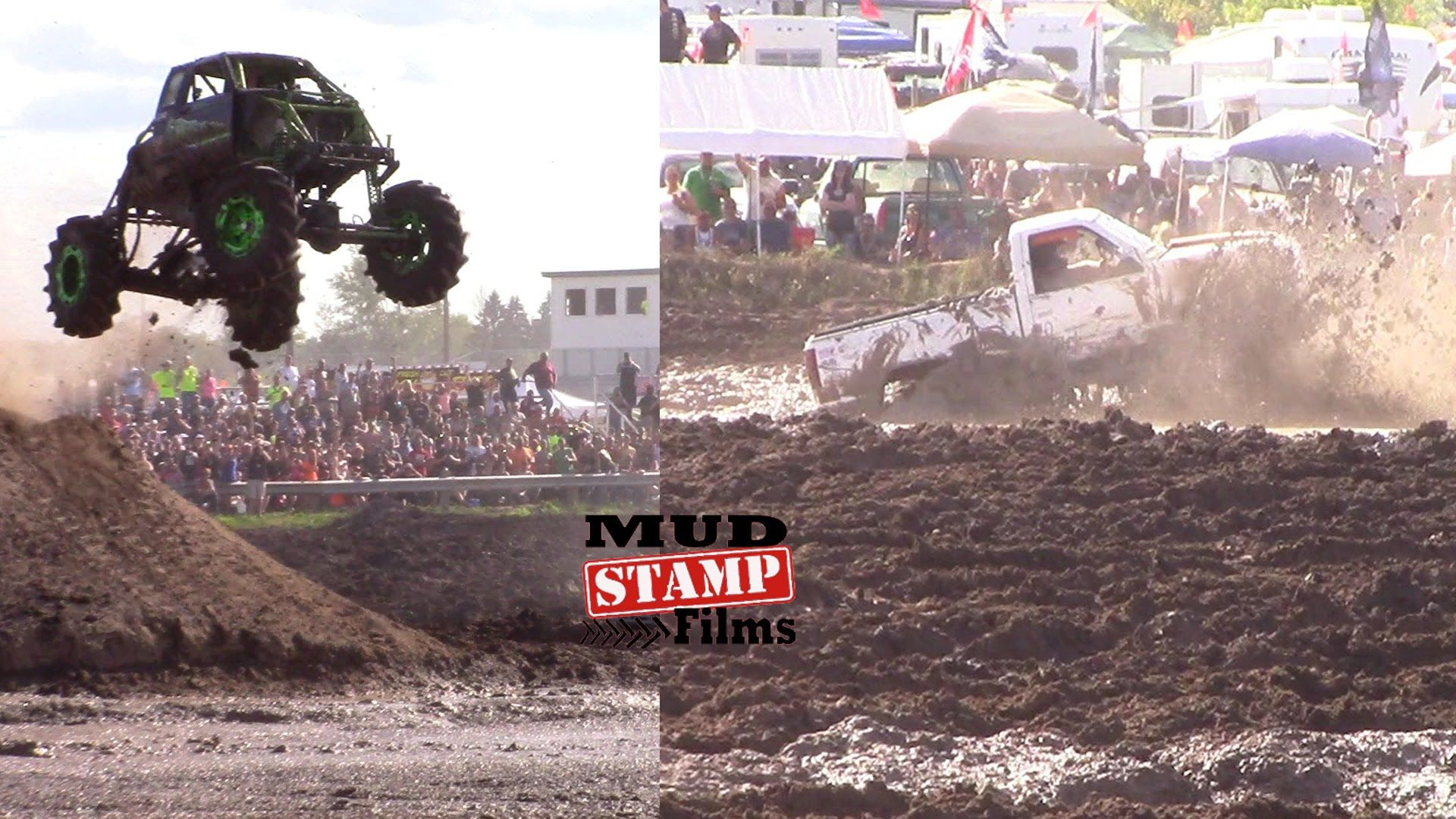 Trucks Gone Wild Michigan >> Thunderstruck Going Deep Team Freestyle Michigan Mud Jam 2015