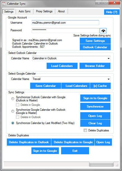 Calendrier Outlook Sur Android.Synchronisation Des Agendas Google Outlook Ios Et Android