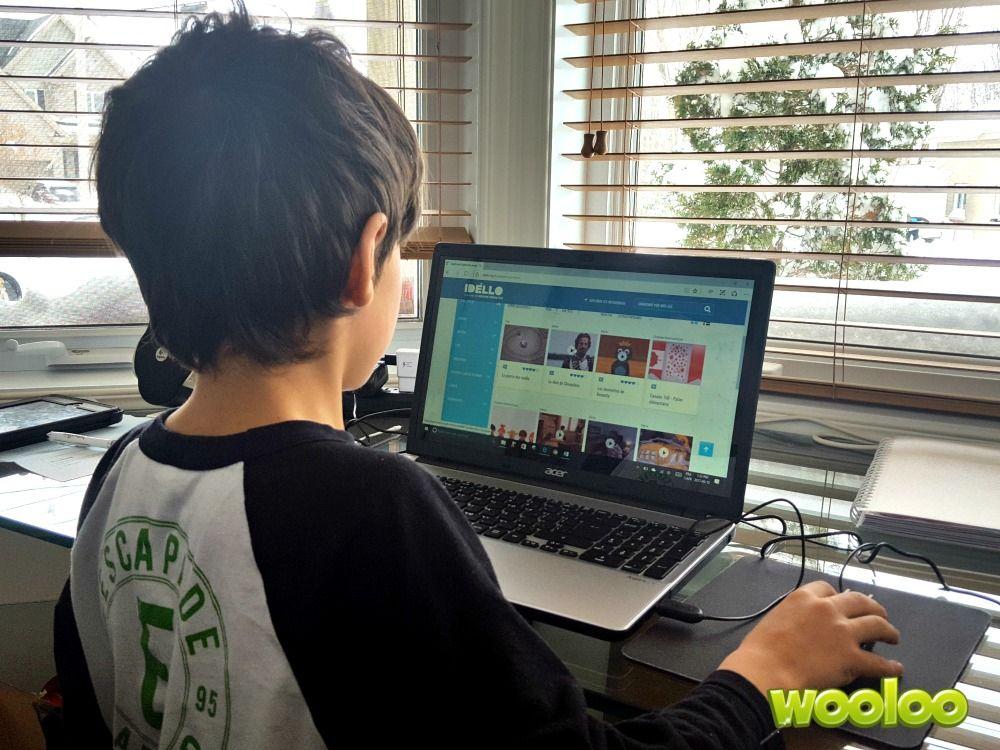 Découvrez la nouvelle plateforme numérique éducative IDELLO avec cet essai gratuit de 2 mois!