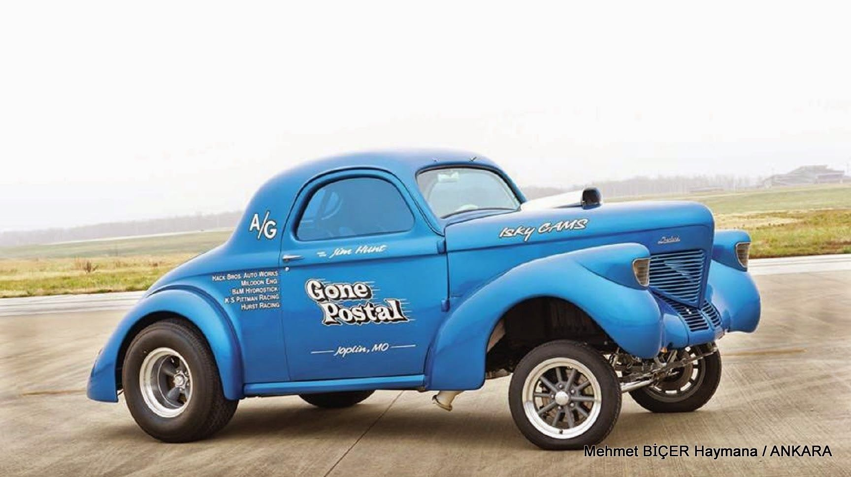39 Willys Coupe