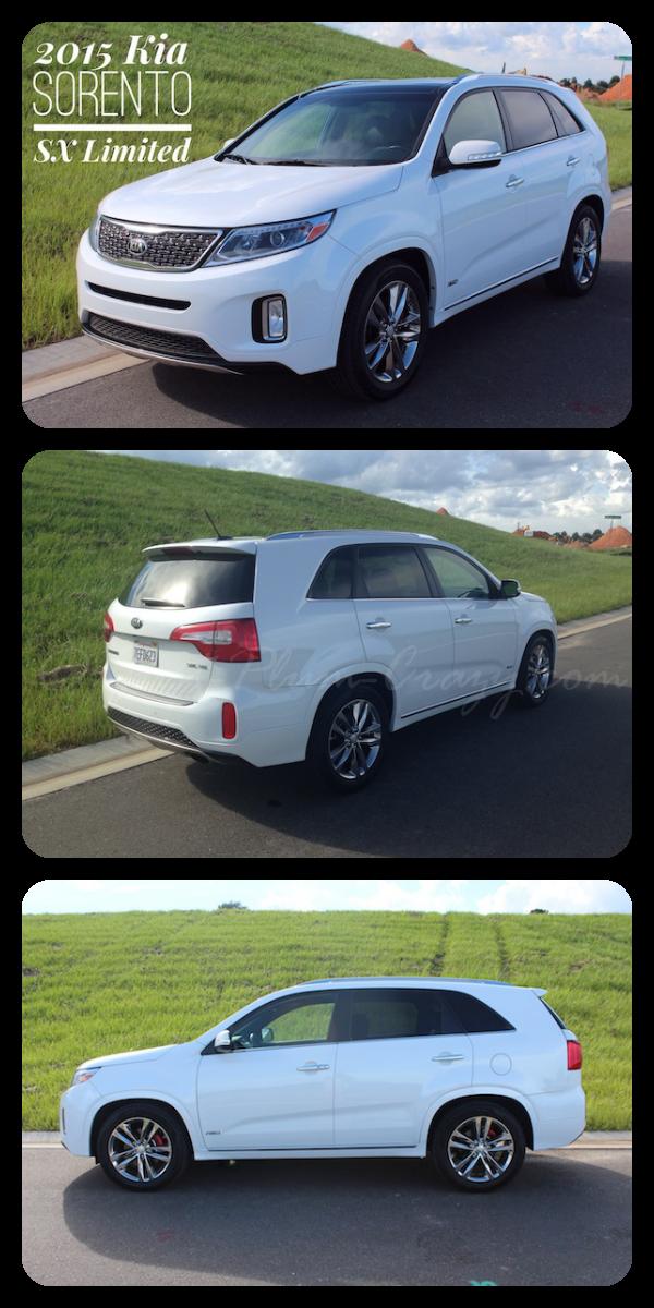 2015 Kia Sorento Sx Limited Top 10 Features Kia Sorento