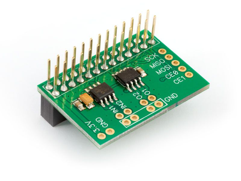 Raspberry pi analogue to digital converter channel adc