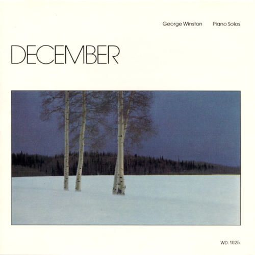Songs Of The Season: George Winston's December And Windham