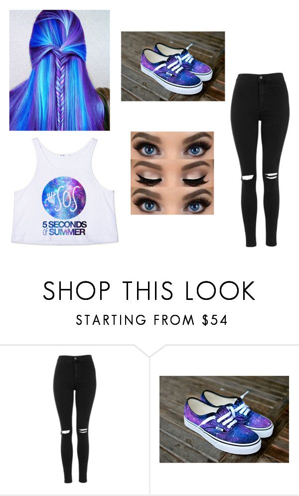 """""""Galactic Empress"""" by jennbyers07 ❤ liked on Polyvore featuring Topshop"""