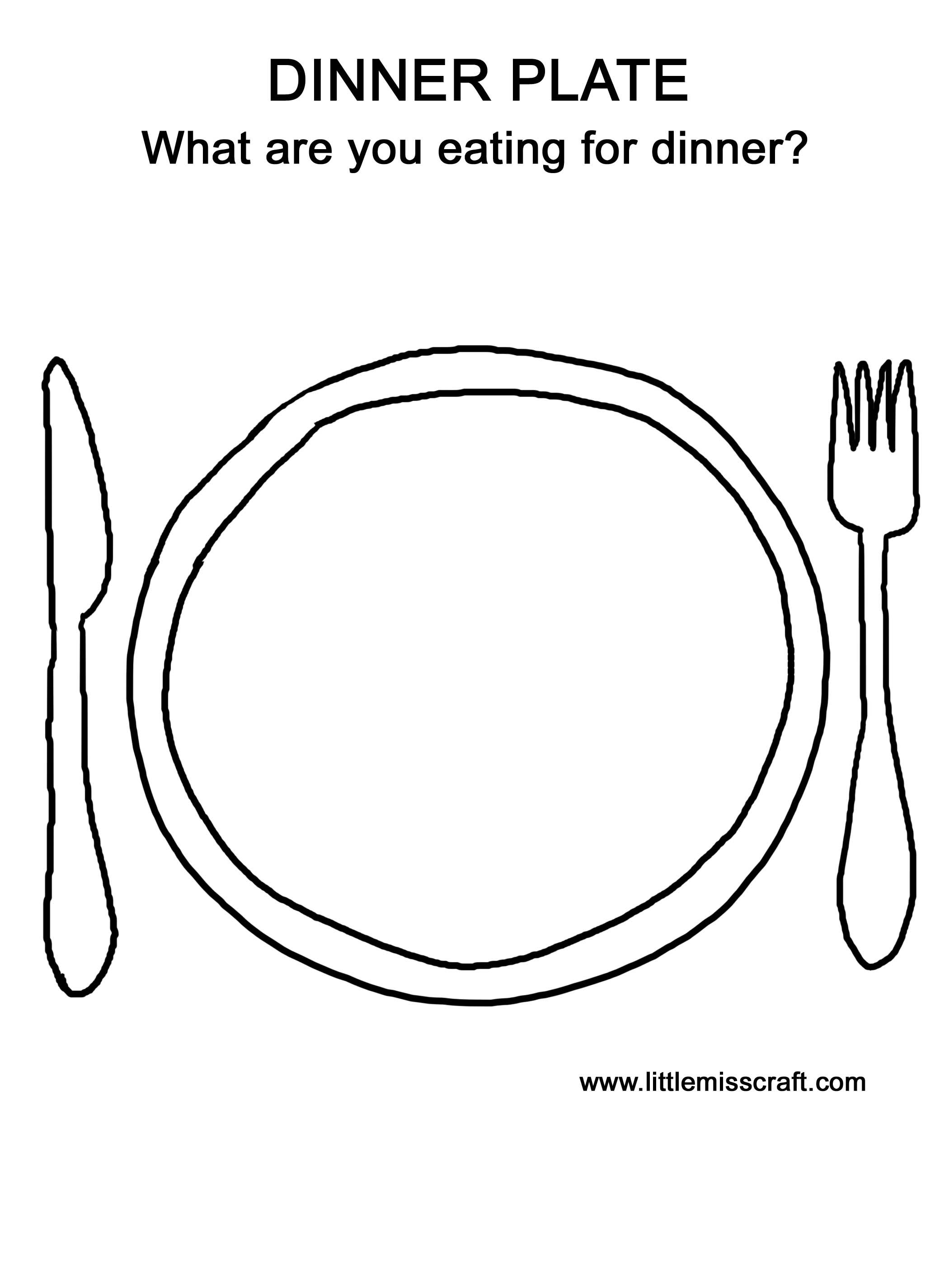 Plates Clipart Dinner Plate 11 2100 X 2850 Dumielauxepices Net