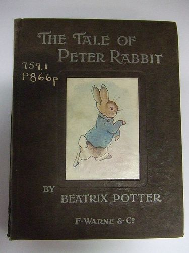Beatrix Potter - Peter Rabbit | by Smithsonian Libraries