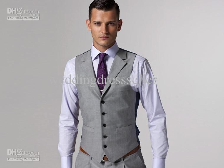 Handsome grey waistcoat. My favourite so far!