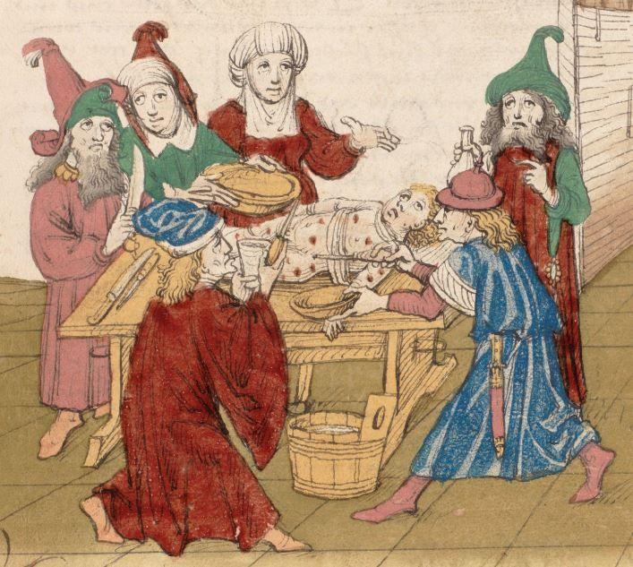 Diebold Schilling, Spiezer Chronik Bern · 1484/85 Mss.h.h.I.16  Folio 113
