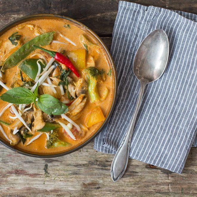 Thailändische Rezepte, die 15 mal nach Urlaub schmecken