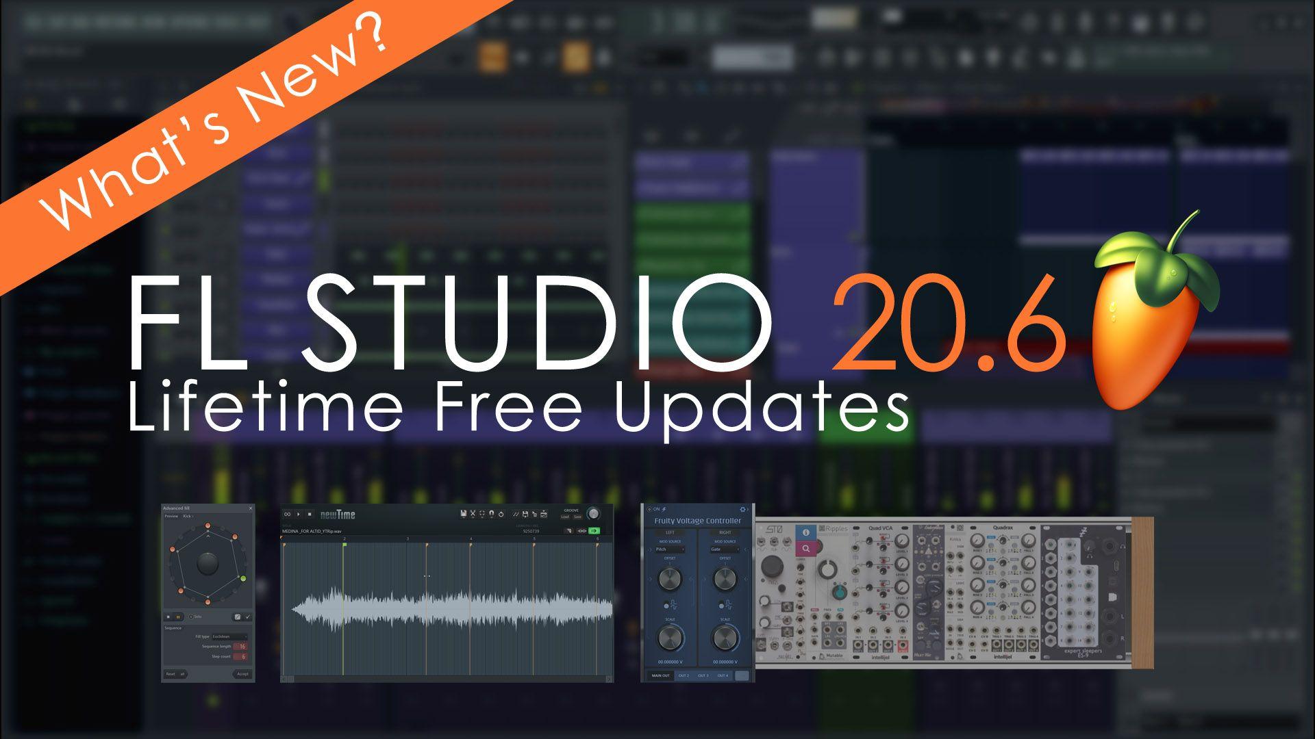 Image Line Launches Fl Studio 20 6 Distortion Amp Plugin Added Digital Audio Workstation Studio Plugins