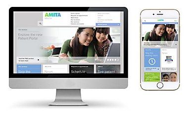 amita health patient portal sign in