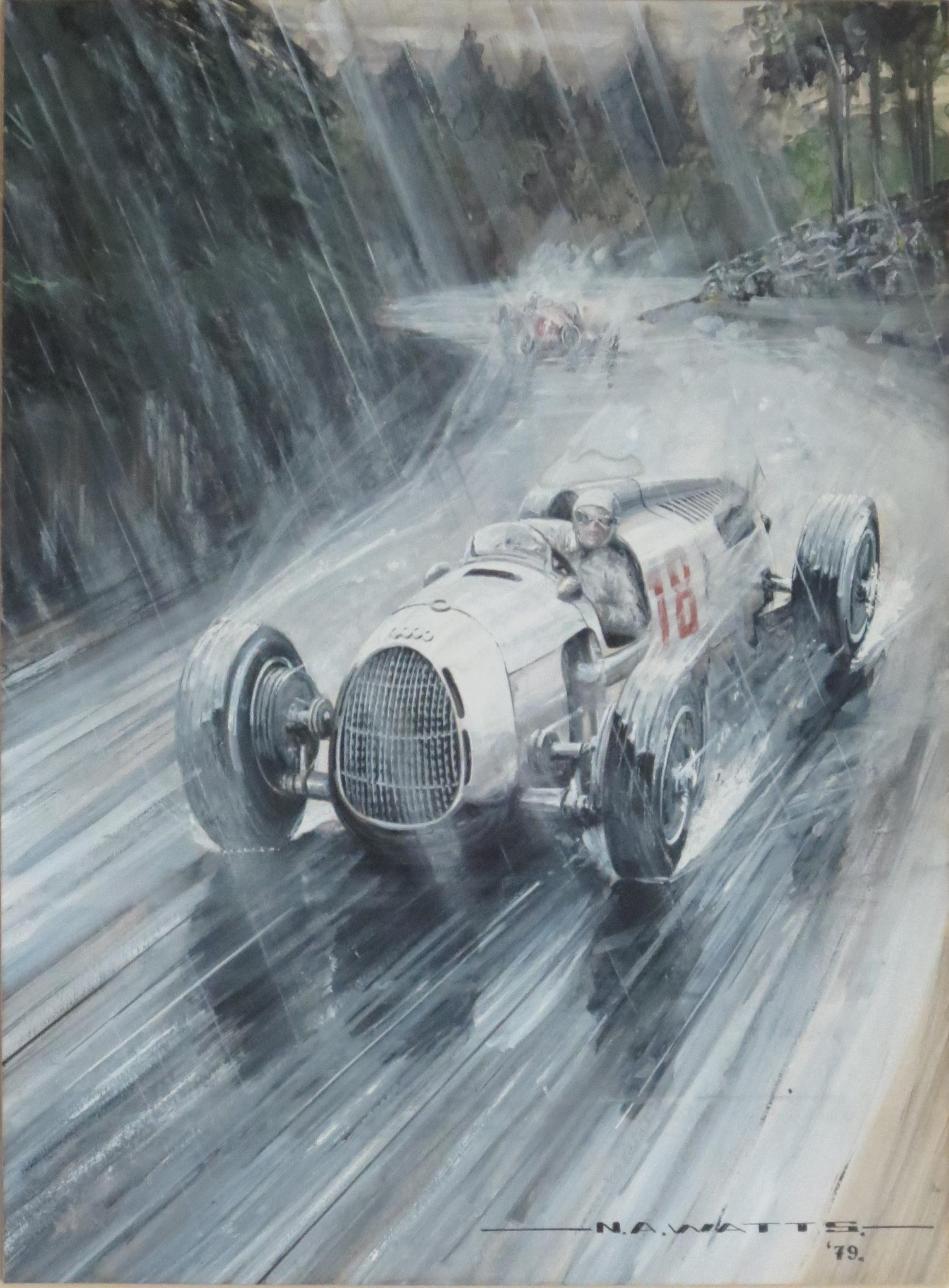 Auto Union Race Car Art Pinterest Cars Audi And Grand Prix