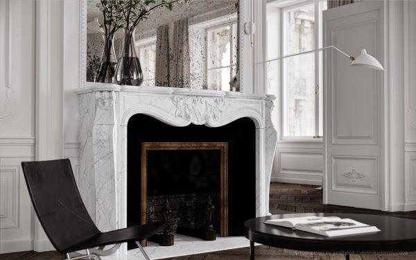 Interior Inspiration: {Parisian apartment}