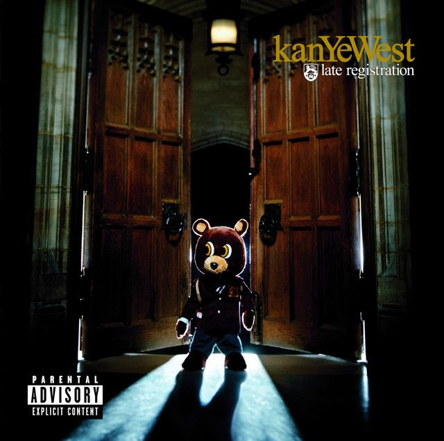Gold Digger By Kanye West Jamie Foxx Added To Most Requested Playlist On Spotify Kanye West Albums Late Registration Kanye West