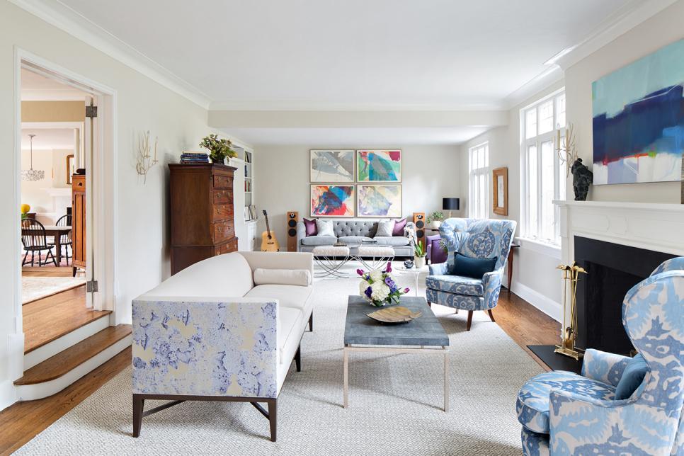 20 Living Room Design Ideas For Any Budget Hgtv Narrow Living Room Living Room On A Budget Interior Design Living Room