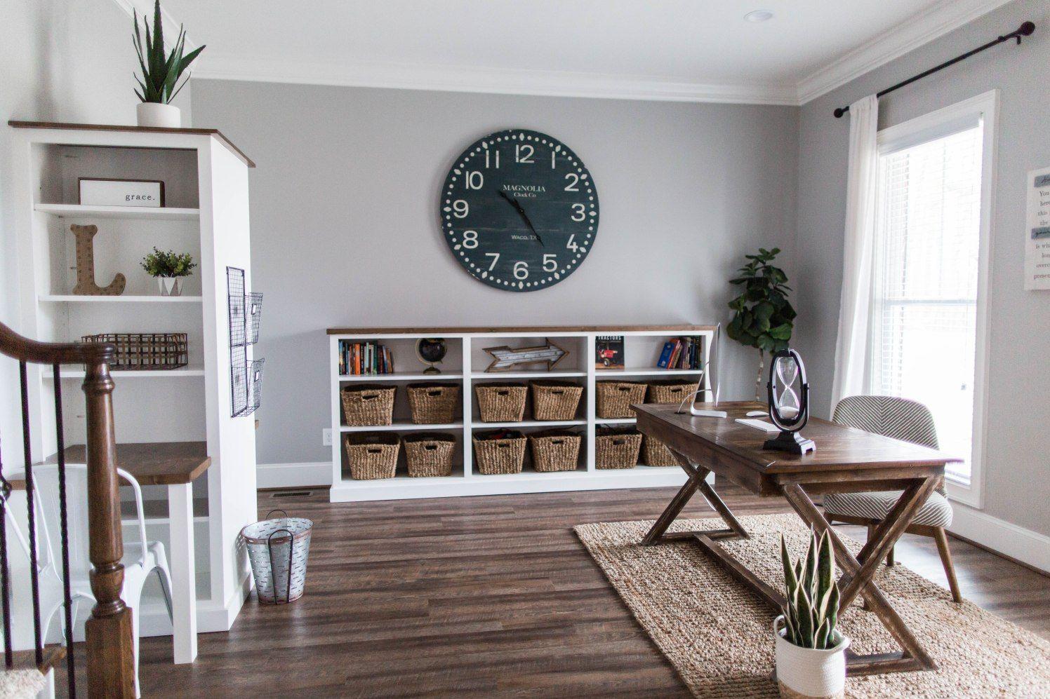 Office/Homeschool Room Homeschool rooms, Room, Home