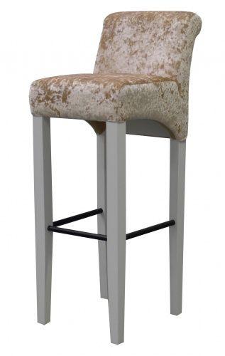Tremendous Velvet Bar Stool Velvet Barstool Bar Stools Gmtry Best Dining Table And Chair Ideas Images Gmtryco