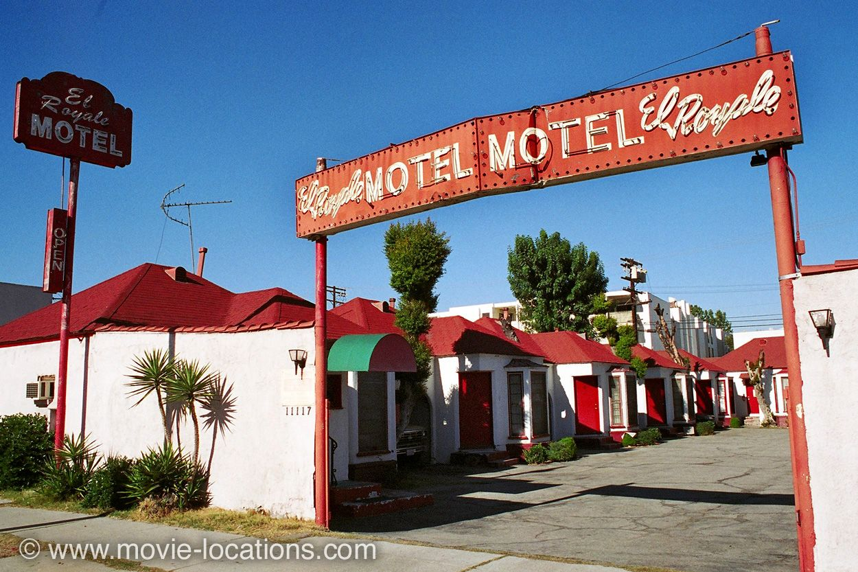 Boogie nights film location el royale motel 11117 ventura boulevard studio city california the motel in which todd parker thomas jane ropes dirk