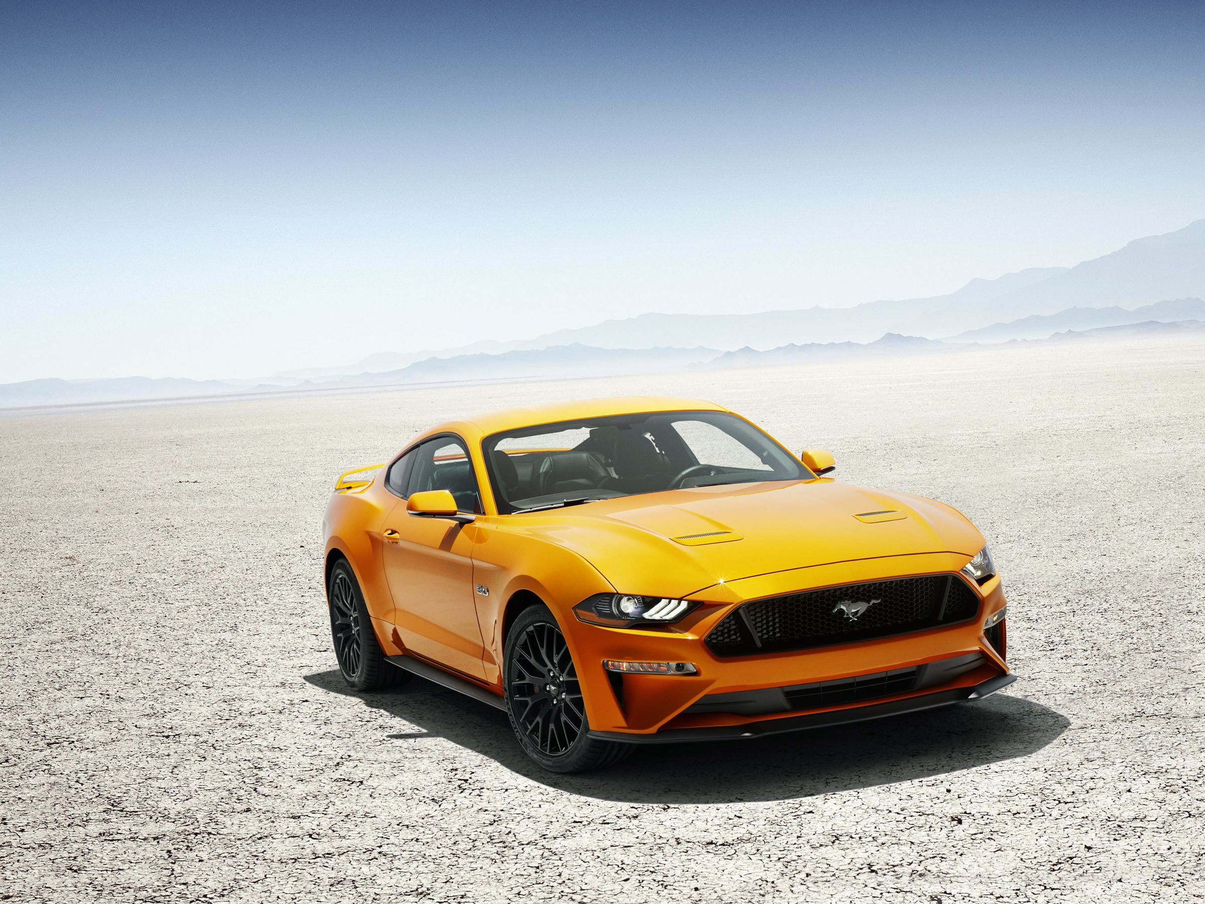 Ford's 2018 Mustang Gets Shapelier and High-Techier   Ford   From WIRED.com