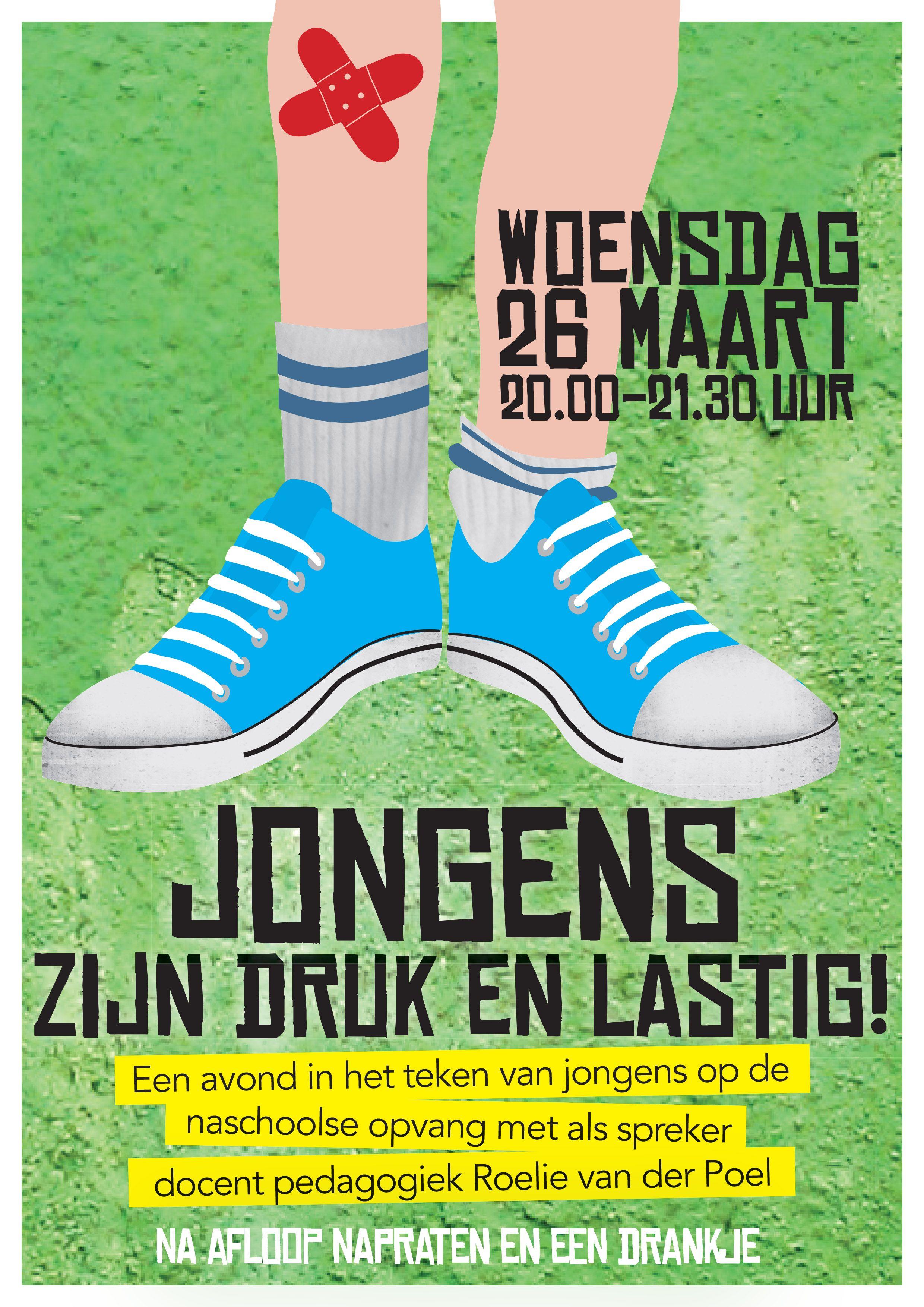 aankondiging lezing NSO Kraaiennest Hilversum | Adidas