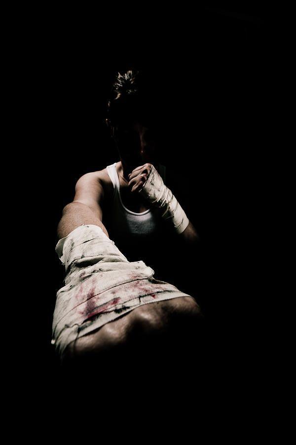 Female Toughness by Scott Sawyer