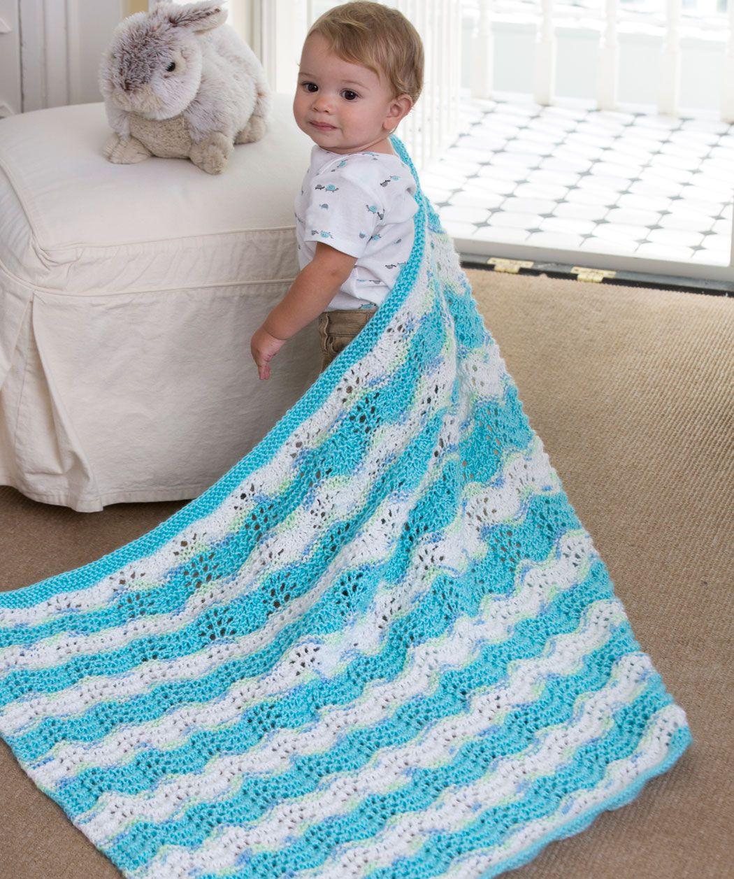 Das Pfauenmuster ist perfekte Muster für eine weiche Babydecke. Das ...
