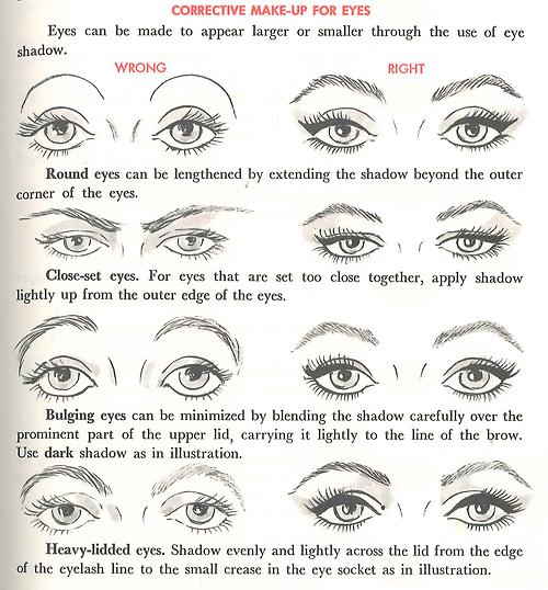 Correct eye makeup flaws (Corrective Makeup #5!)