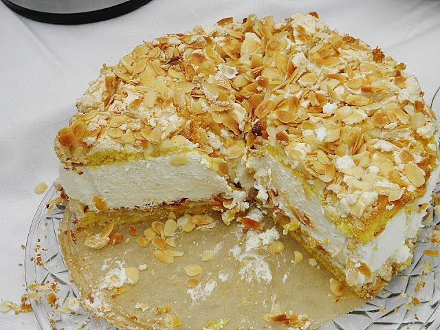 Leckere Rezepte Zitronen Baiser Torte Torten Kuchen Und Susse
