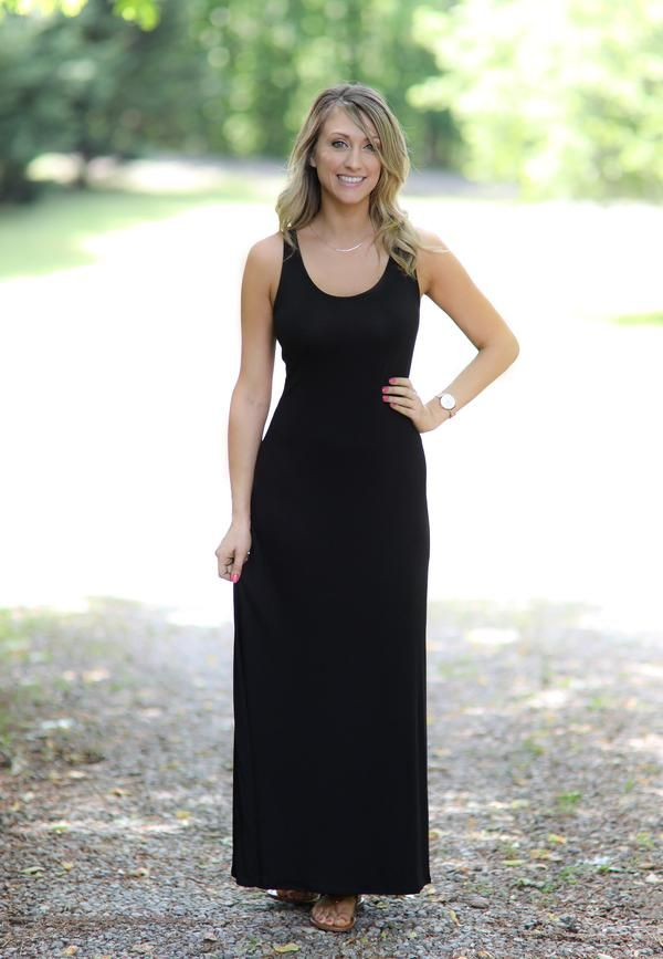 You can never go wrong with a casual maxi!