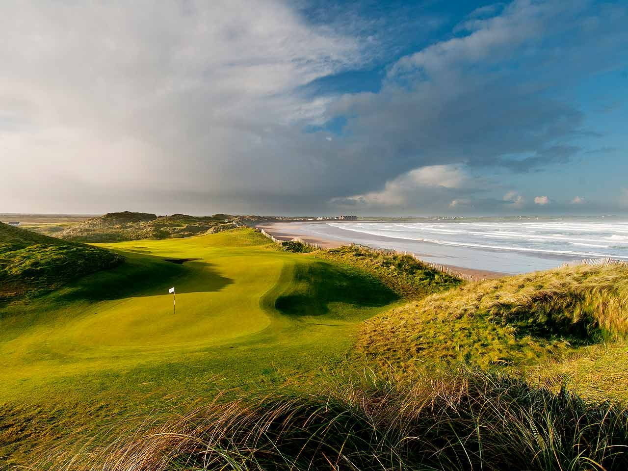 If Only Every Golf Course Looked Like This Golf Courses Best Golf Courses Golf Ireland