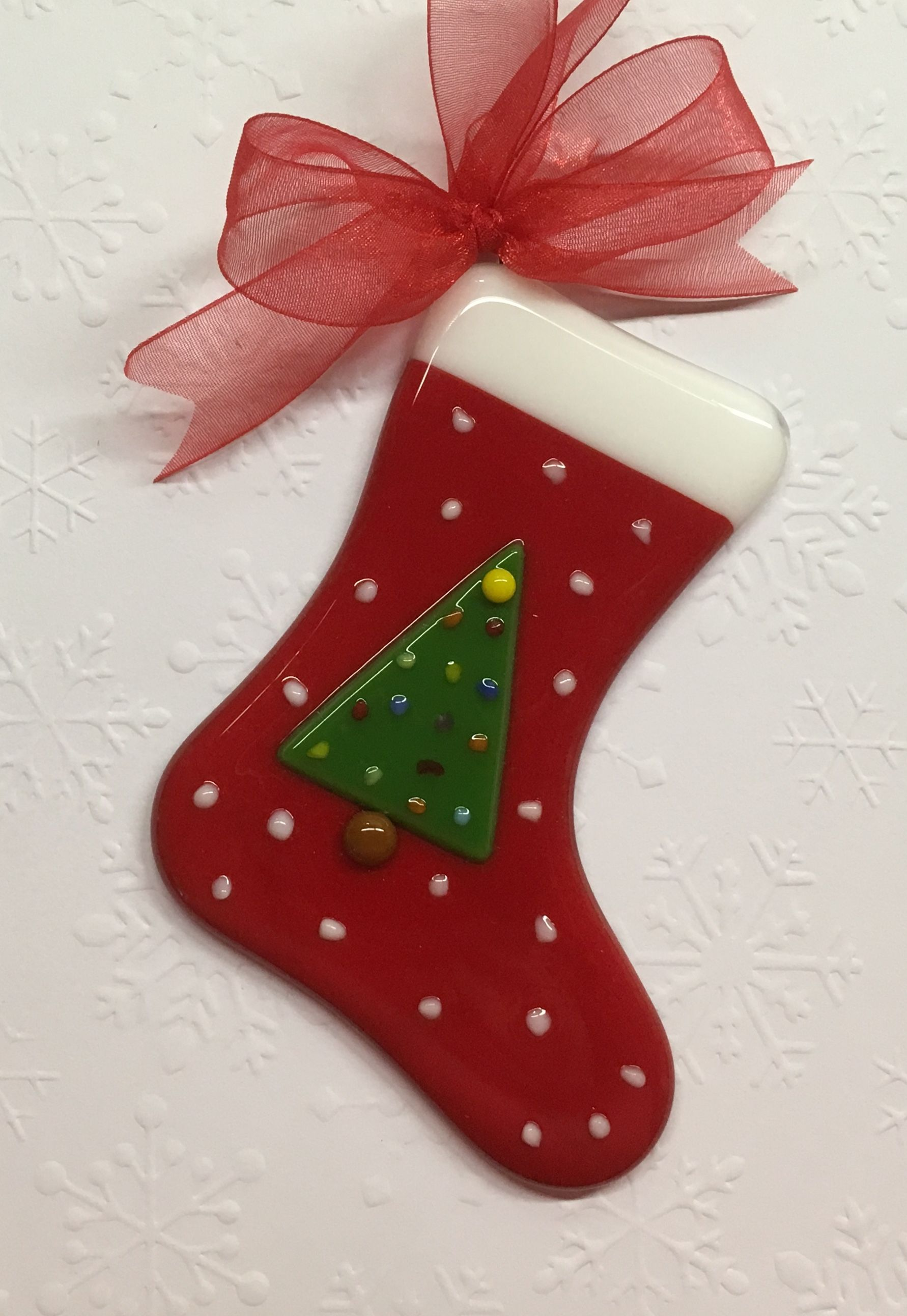 Pin On Fused Glass Ornaments