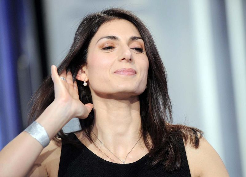 Image result for virginia raggi naked