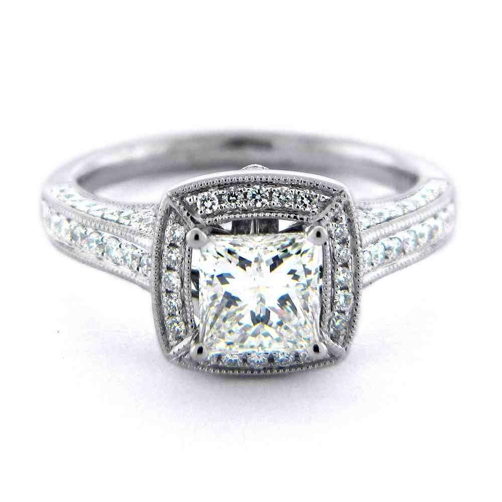 30++ Square wedding rings set info