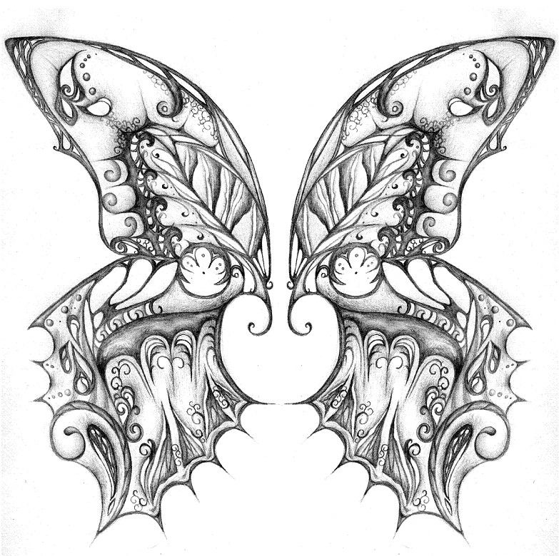 832 By Umbrellas And Apples On Deviantart Butterfly Coloring Page Skull Coloring Pages Coloring Pages