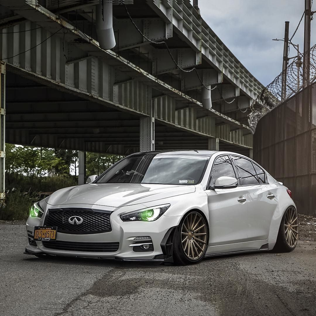 wide body q50 vossen vfs2 elite q50 coreyalexanderrr zuumy by vossen vossen pinterest. Black Bedroom Furniture Sets. Home Design Ideas