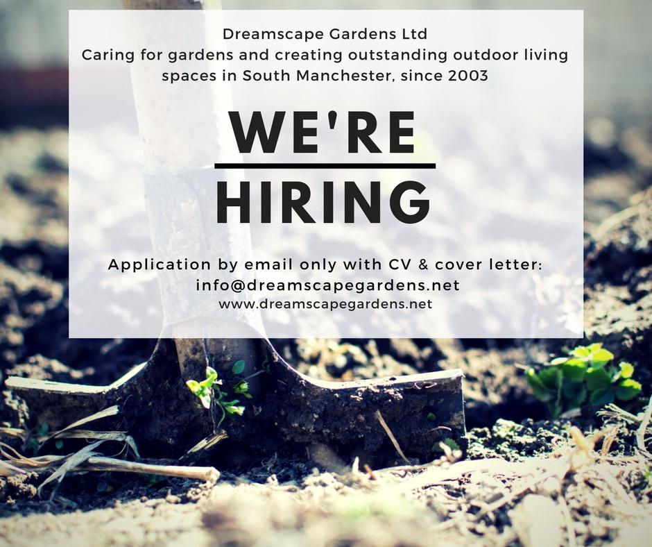 Garden Design Job Vacancies (With images) | Design jobs ...