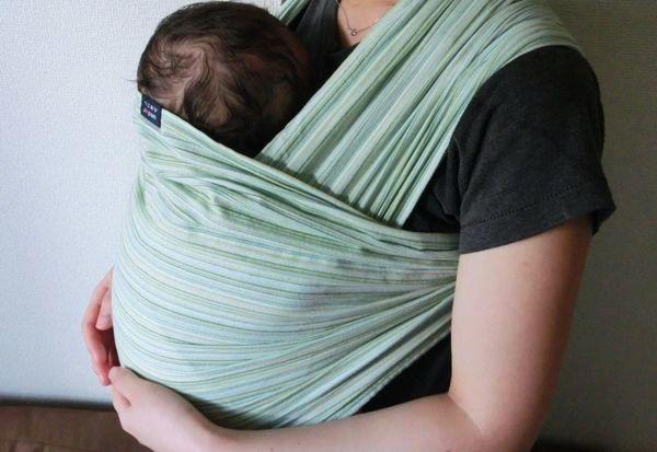 妊娠 初期 抱っこ 紐