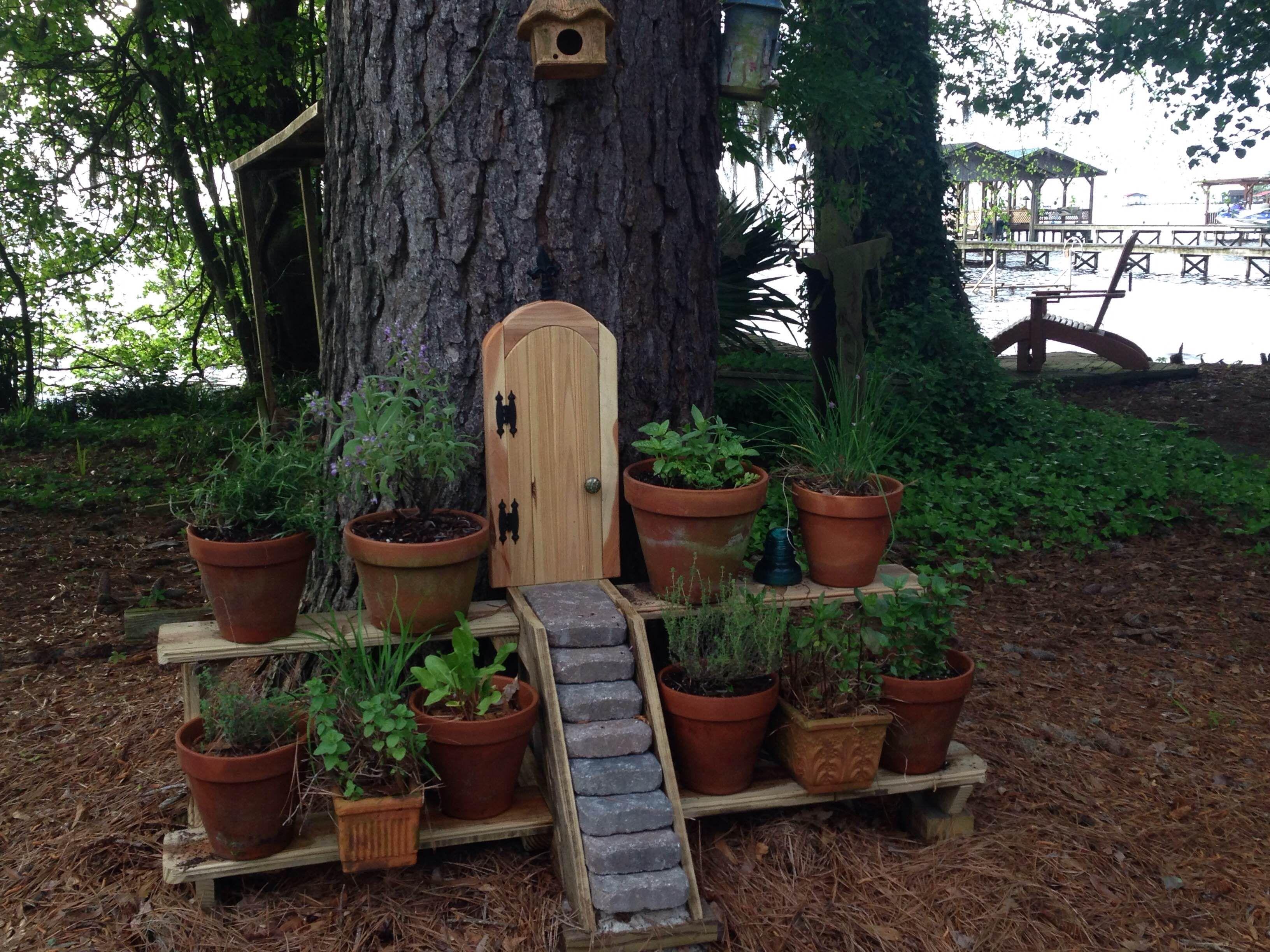 Hobbit Herb Home @ Lake Waccamaw, NC | Plants, Lake, Herbs