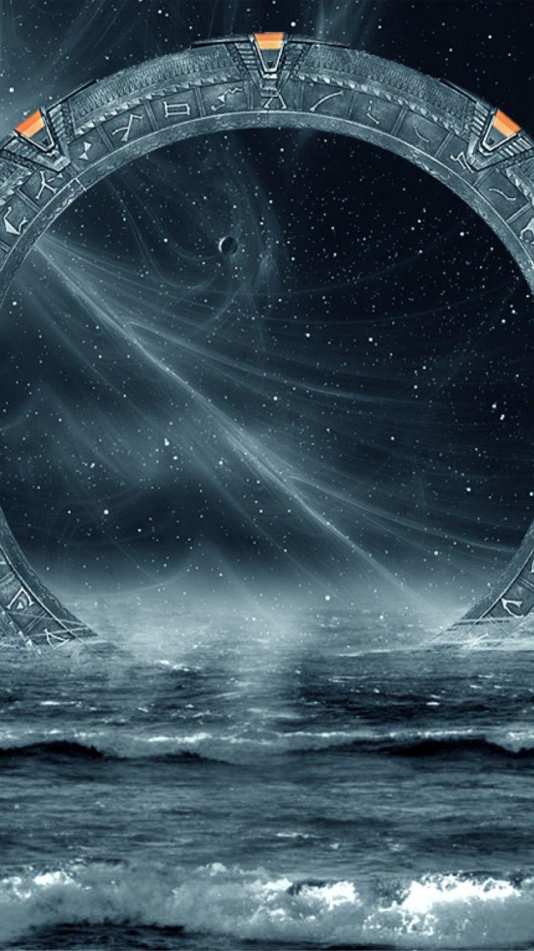 Stargate Atlantis Tia Iphone 6 Wallpaper Background