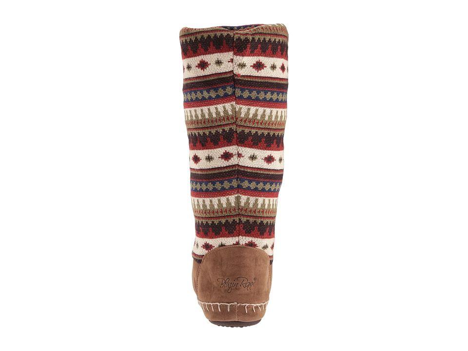 M&F Western Koko Women's Boots Brown/Brick