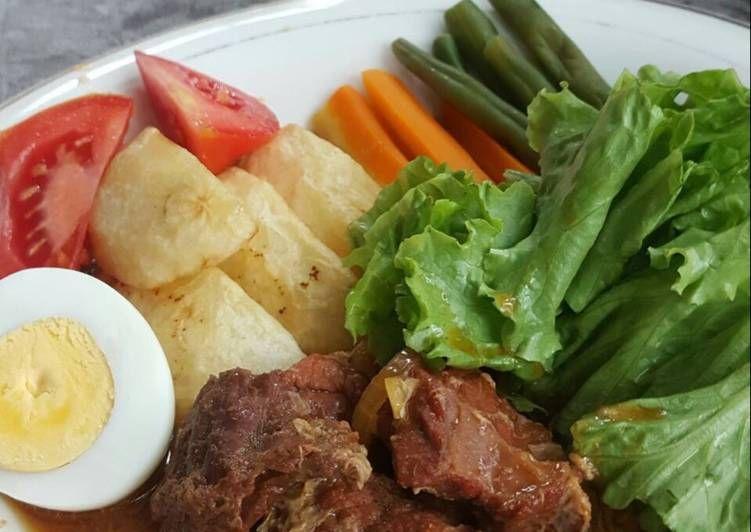 Resep Selat Solo Oleh Larasatiria Resep Makanan Resep Masakan Indonesia Daging