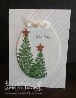 RubberFUNatics: Simple Holiday Cards