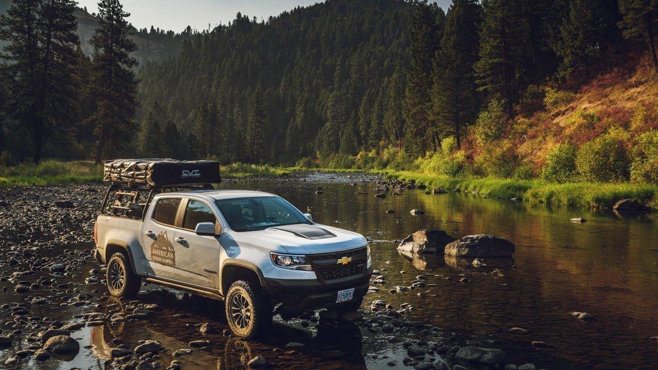 2018 Chevrolet Colorado Zr2 Duramax Diesel Off Road Review