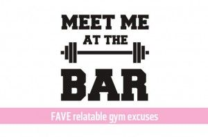 Read the blog post here >> http://www.pinkboutique.co.uk/blog/fave-relatable-gym-excuses-2/