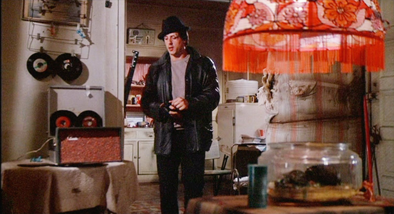 Image Result For Rocky Balboa Apartment Photo