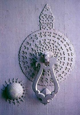 Persian knocker